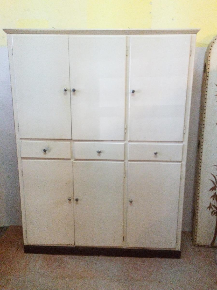 Antiguo Rustico Mueble Cocina De Campo Alacena - Indalecio - $ 4.990,00