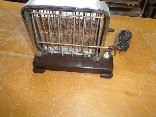 antiguo tostador electrico