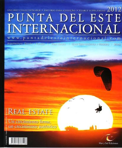 anuario 2012 - punta del este internacional
