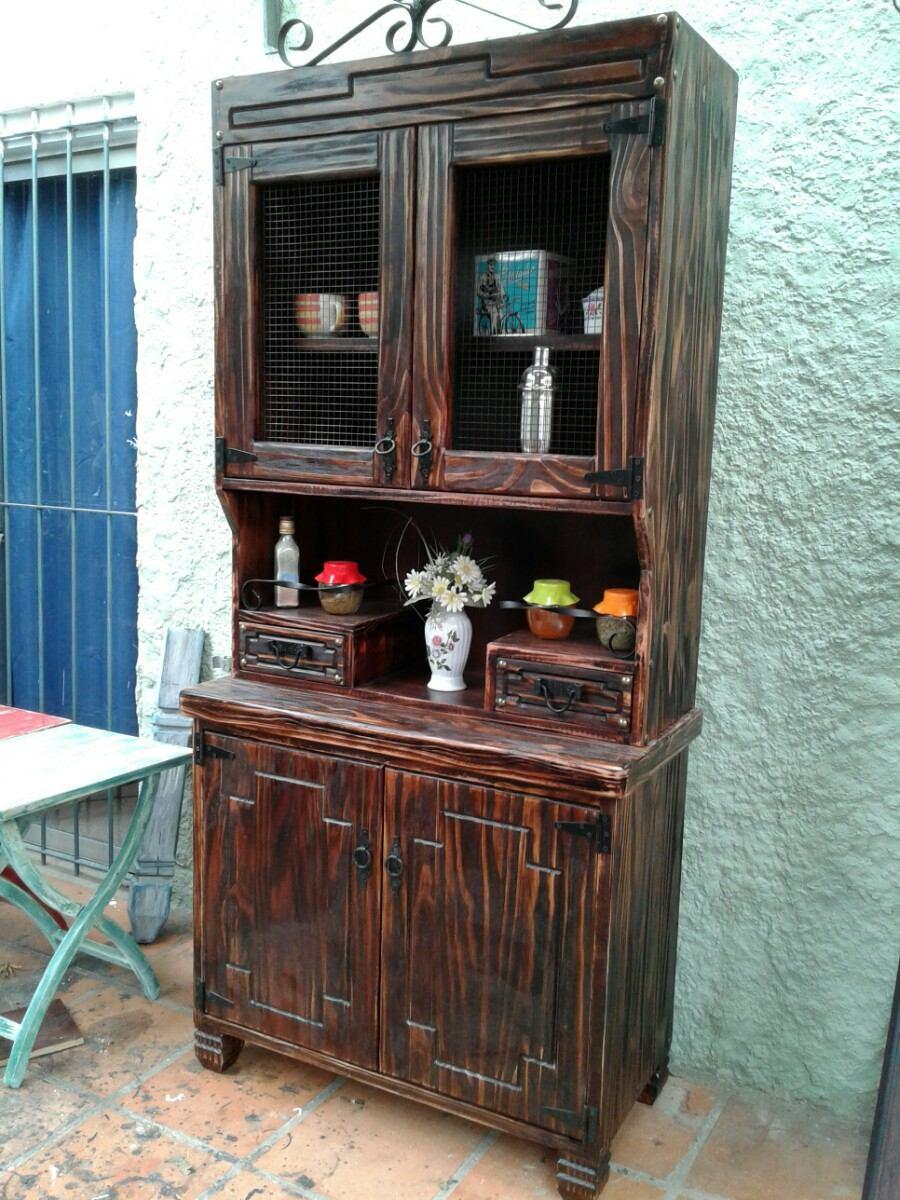Aparador alacena mueble de cocina o comedor for Mueble aparador cocina