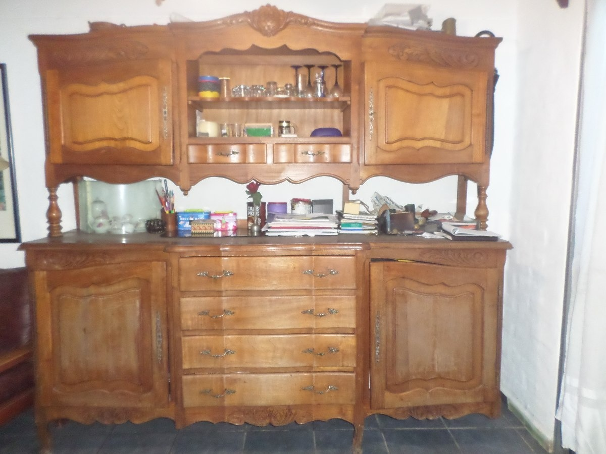 Aparador De Cedro Para Restaurar Cocina Baño Living Comedor ...