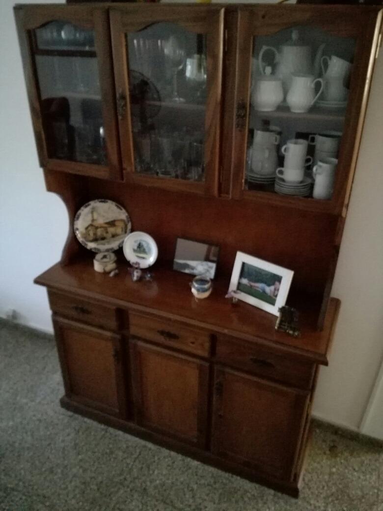 Aparador De Madera, Mueble Para Living O Comedor - $ 7.000,00