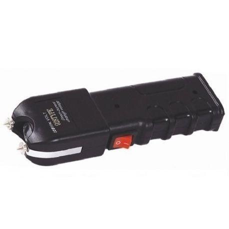 aparelho de choque defesa pessoal taser super potente