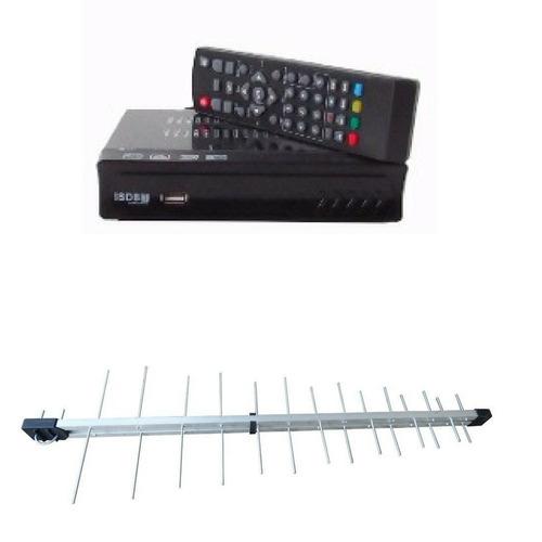 aparelho transforma sua tv em canal digital + antena