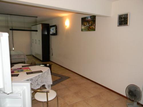 apartamento 1 dormitorio alquiler temporal equipado full