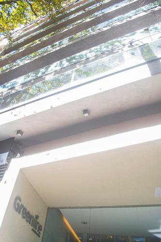 apartamento 1 dormitorio con garage, edificio greenline