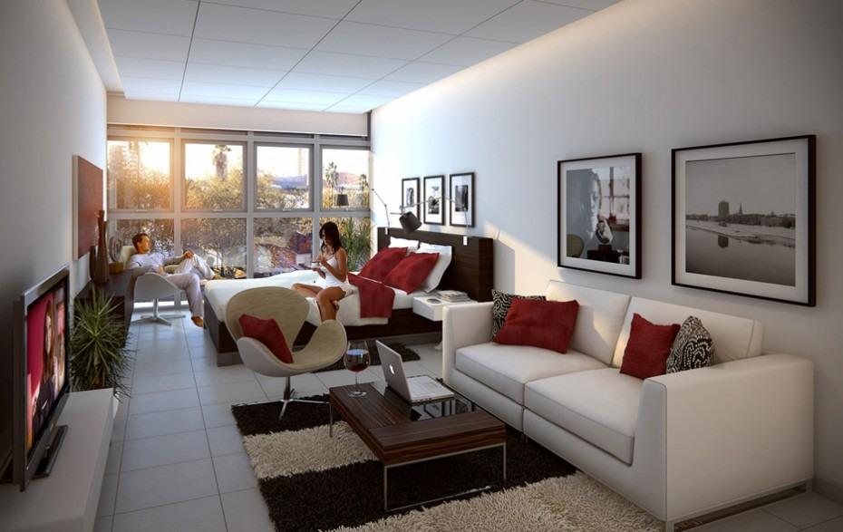 apartamento 1 dormitorio y gge venta, pocitos - trade point