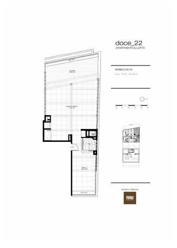 apartamento, 2 dormitorios, 1 baño, a una cuadra de wtc, co-living