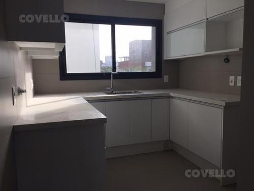 apartamento, 2 dormitorios, 2 baños, garage, vista al mar