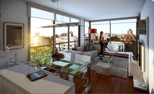 apartamento 2 dormitorios con amplia terraza