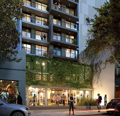 apartamento 2 dormitorios muy amplio con terraza a estrenar