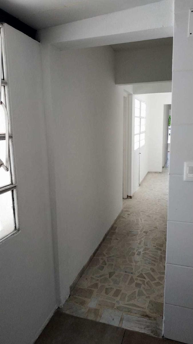 apartamento 2 dormitorios muy luminoso living estufa leña