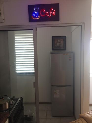 apartamento 2 dormitorios,baño,cocina y living