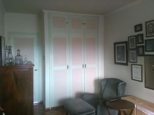apartamento 2 dormitorios,servicio,garage, loza radiante.