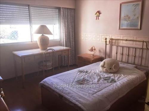 apartamento 3 dorm 3 baños, estar, serv,gge x 2