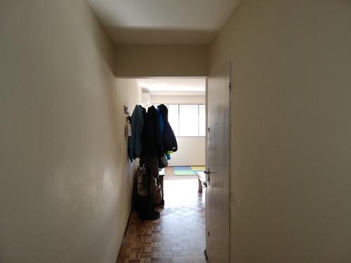 apartamento 3 dorm, pronto para entrar, muy luminoso.cochera