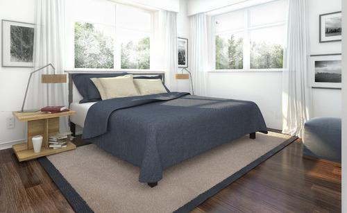 apartamento 3 dormitorio y 2 baño tercer piso