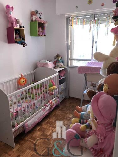 apartamento 3 dormitorios en cooperativa anv buceo