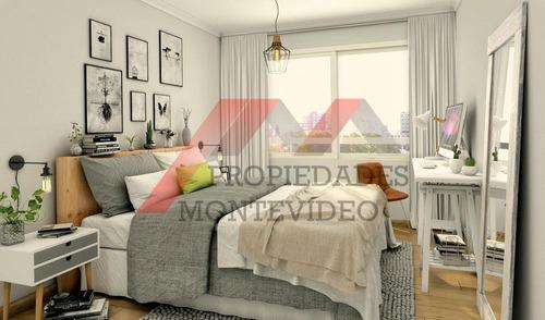 apartamento a estrenar en venta, 2 dormitorios - malvin
