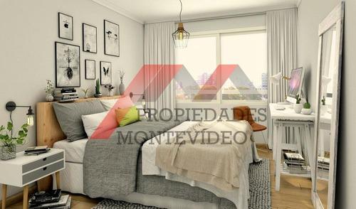 apartamento a estrenar en venta o alquiler, 2 dormitorios - malvin