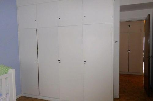 apartamento alquiler o venta punta carretas rambla 3 suites servicio muebles y gje x 2