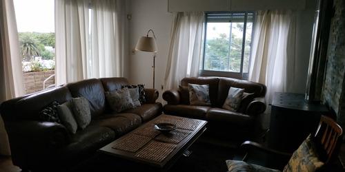 apartamento alquiler temporal 6 pas. 100 mts rambla terraza