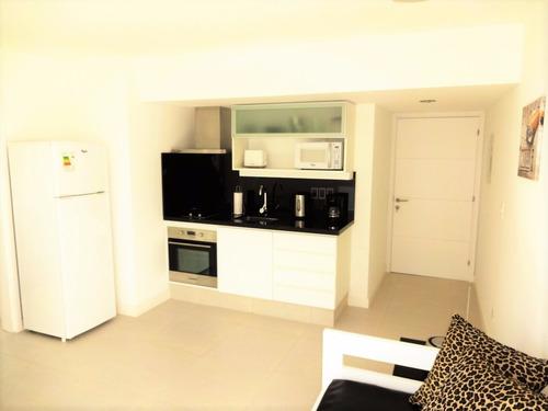 apartamento amoblado y equipado en peninsula