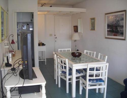 apartamento amplio de 2 dormitorios, playa brava