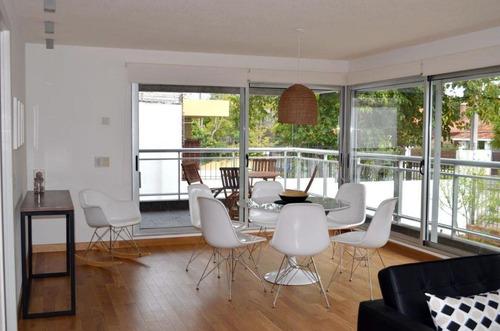 apartamento carrasco venta 3 dormitorios mts lawn y rambla 3d,serv,hogar,parrilla,gjex2
