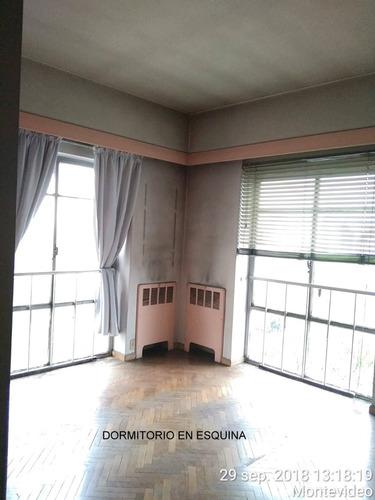 apartamento centrico piso alto en esquina vista despejada