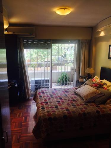 apartamento con gran patio como una casa pocitos