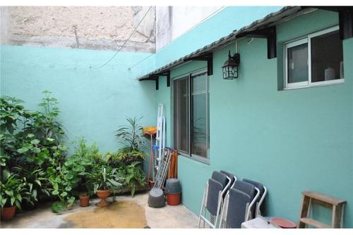 apartamento con patio listo para entrar