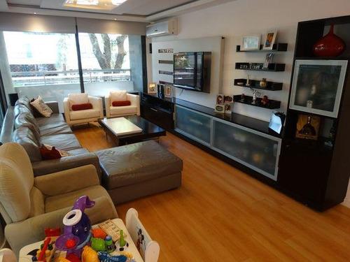 apartamento con patio y parrillero propio!!!