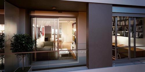 apartamento de 1 dormitorio en venta en cordón