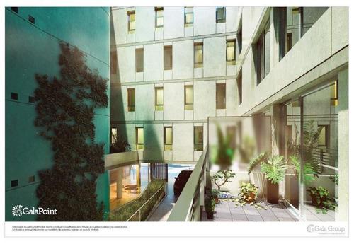 apartamento de 1 dormitorio en venta en la blanqueada