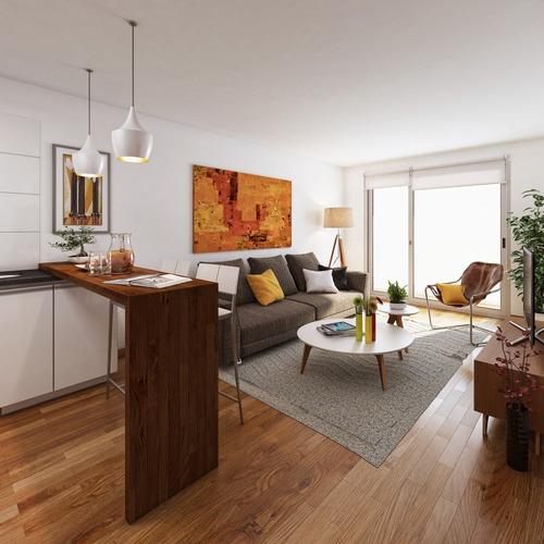 apartamento de 2 dormitorios cordón - edificio morumbí
