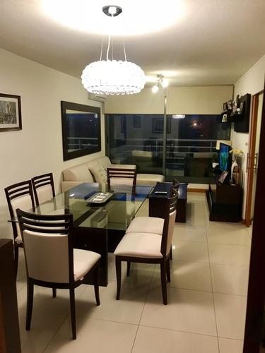 apartamento de 2 dormitorios en edificio lunas de malvin
