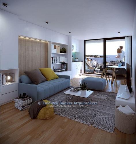 apartamento de 2 dormitorios en venta en parque rodó