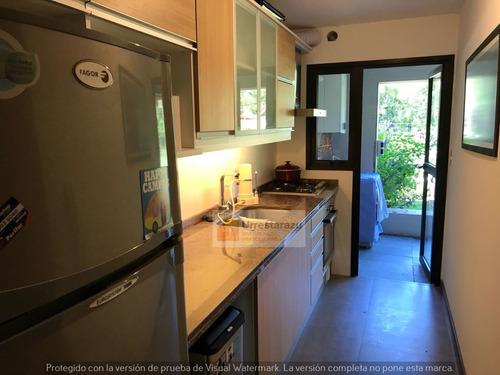 apartamento de 2 dormitorios | equipado