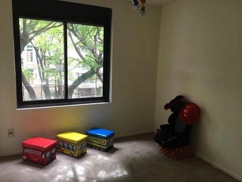 apartamento de 2 dormitorios y 2 baños con garage