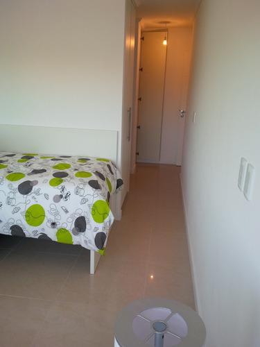 apartamento de 2 dormitorios y 3 banos