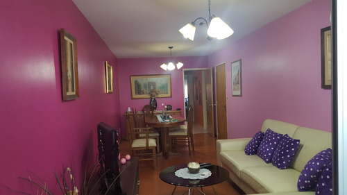 apartamento de 2 dormitorios y garage en punta carretas