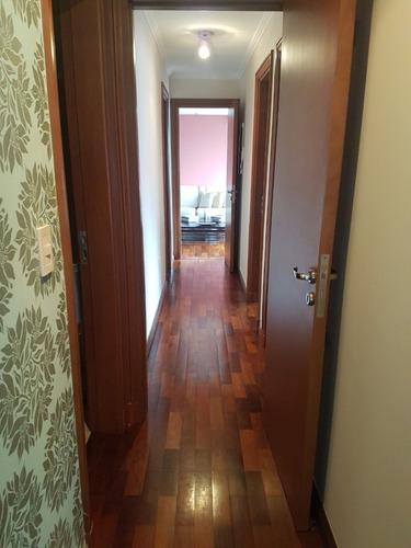 apartamento de 3 dormitorios con garage en punta carretas