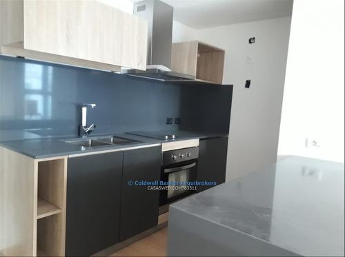 apartamento de 3 dormitorios en venta en centro