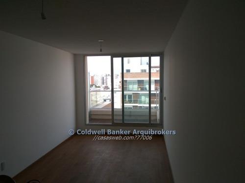 apartamento de 3 dormitorios en venta en pocitos