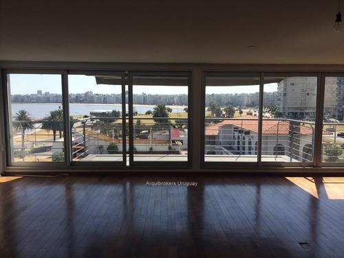 apartamento de 3 dormitorios en venta y alquiler en pocitos