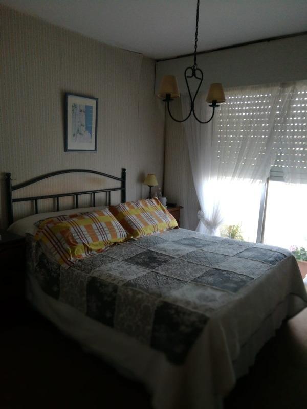 apartamento de 3 dormitorios y 2 baños con seguridad