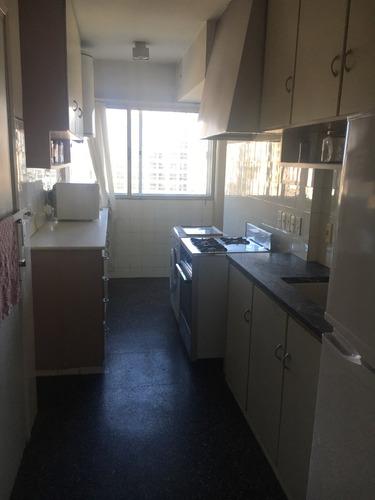apartamento de categoría en cordón. 3 dorm + serv. gran gge