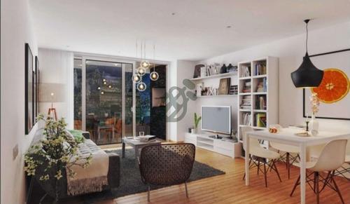 apartamento de dos dormitorios, en obra, financiacón durante la obra.  - ref: 1390