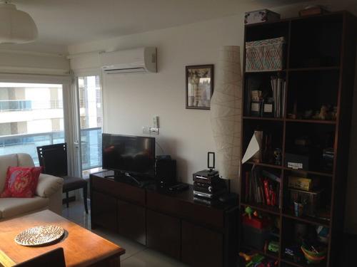 apartamento diamantis plaza  1 dormitorio buceo